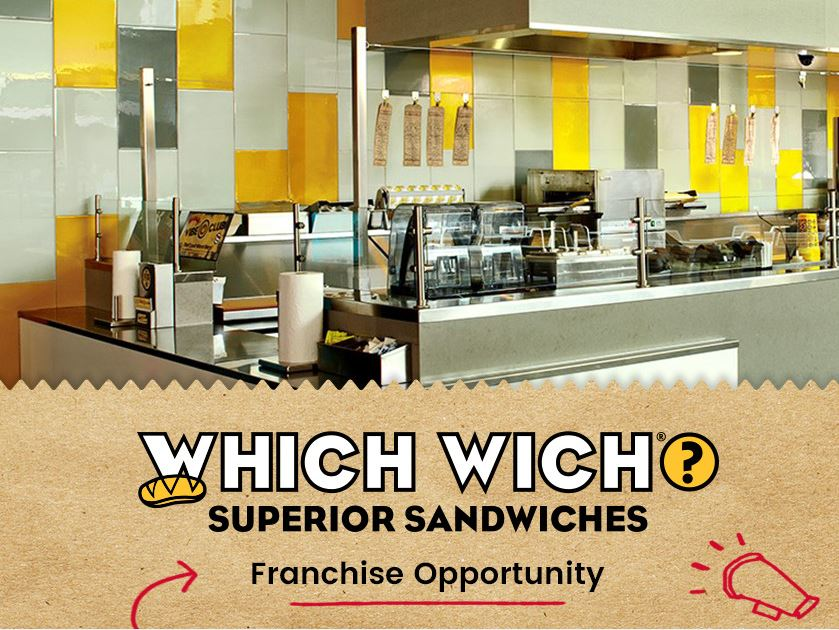 which wich superior sandwiches sandwich franchise