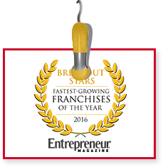 Fastest Growing Franchise 2016